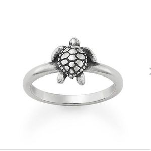 James Avery Sea Turtle ring